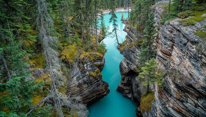 The Beautiful Canadian Rockies Shine in the Photography of Chris Burkard