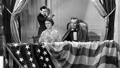 PHOTOS: The History of Abraham Lincoln on Film