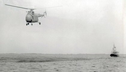 Hey, Let's Use a Helicopter as a Tugboat!