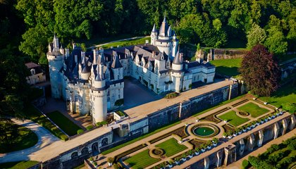 "The French Castle That May Have Inspired ""Sleeping Beauty"" Is Filled With Creepy Mannequins"
