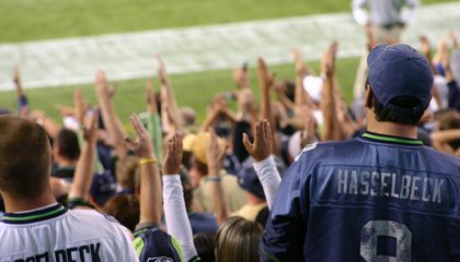Seattle Seahawks Fans Caused an Earthquake This Week