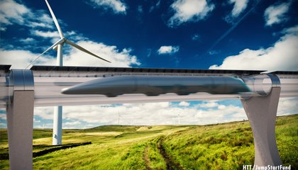 Elon Musk's Futuristic Hyperloop is Coming to California Next Year