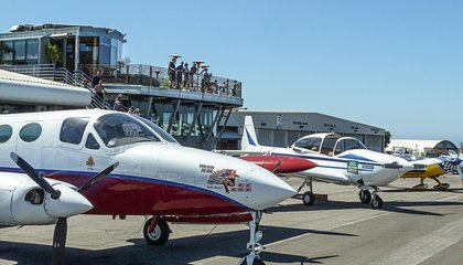 Santa Monica Airport Will Stay Open