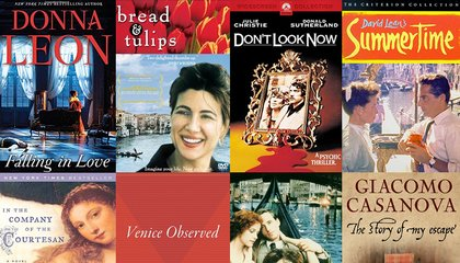 What to Read, Watch and Download Before Your Trip to Venice
