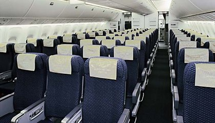 Why do airline seats have to be in an upright position during takeoff?