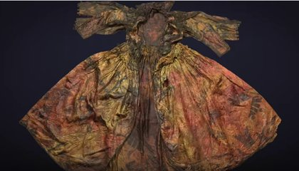 Dutch Divers Found a 17th-Century Dress Buried Under the Sea