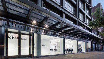 Take a Peek Inside the International Center for Photography's New Home