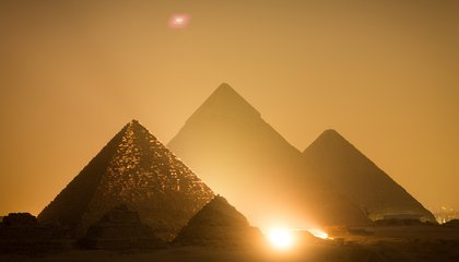 The World's Oldest Papyrus and What It Can Tell Us About the Great Pyramids