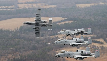 Call in the A-10