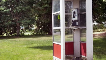 A Phone Booth Was Just Put on the National Register of Historic Places
