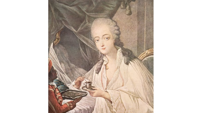 Madame du Barry was said to use chocolate mixed with amber to stimulate her lovers.
