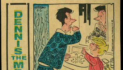 Dennis the Menace Has an Evil British Twin