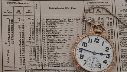 When the Standardization of Time Arrived in America