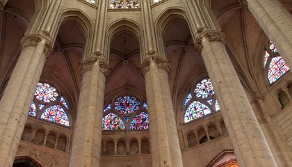 Europe's Great Gothic Cathedrals Weren't Built Just of Concrete