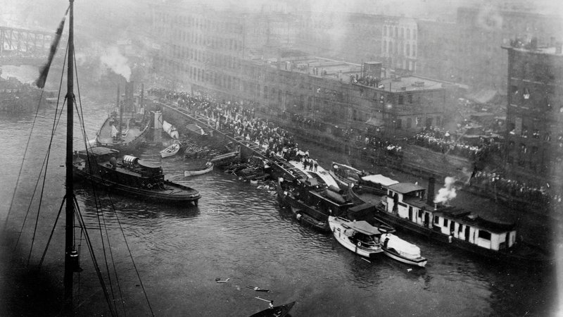 The Eastland Disaster Killed More Passengers Than The