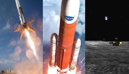 Lowering the Cost of Human Spaceflight