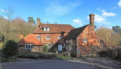 The House Where 'Winnie-the-Pooh' Was Written Is for Sale