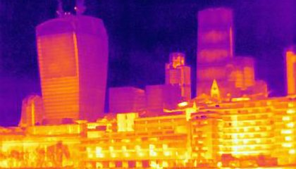 Population Growth Can Warm a City As Much As Climate Change