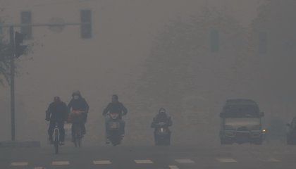 In Parts of China, Clean Air Costs Extra