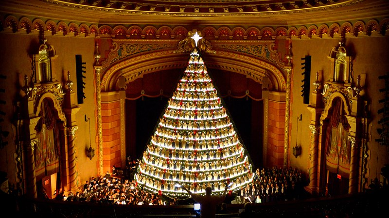 Seven Places Reinventing The Christmas Tree