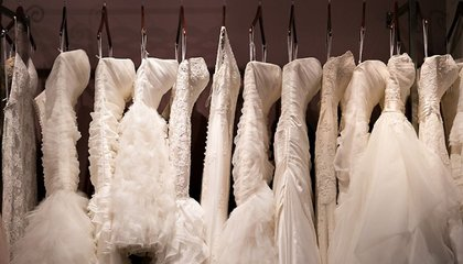 This Is the Wedding Dress Capital of the World