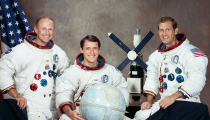 Mutiny in Space: Why These Skylab Astronauts Never Flew Again