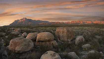 Guadalupe Mountains Wilderness