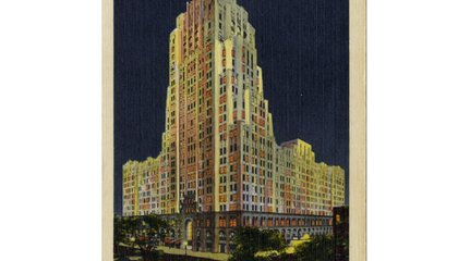 This Art Deco Office Tower Was the Master Work of 'The Architect of Detroit'
