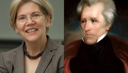 Is Elizabeth Warren the Real Jacksonian on Capitol Hill?
