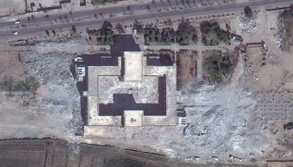 Satellite Photos Show Hundreds of Syrian Heritage Sites Damaged In Ongoing Fighting