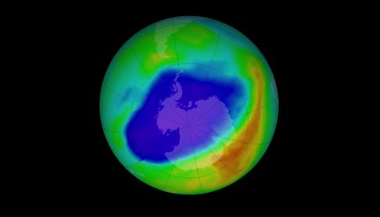 Someone, Somewhere Is Still Emitting A Whole Load of Ozone-Depleting Chemicals