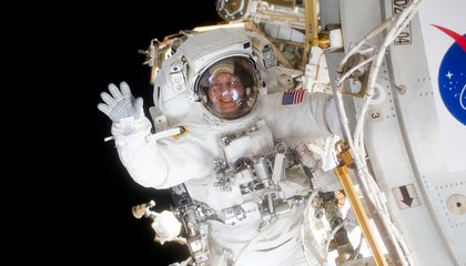 Confessions of a Station Astronaut