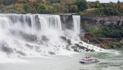 After Nearly 50 Years, Niagara Falls Might Soon Run Dry Again