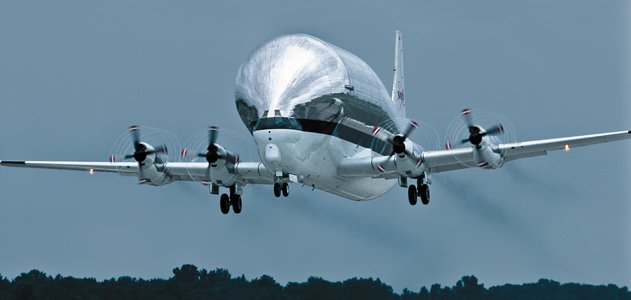 colossal cargo airplanes