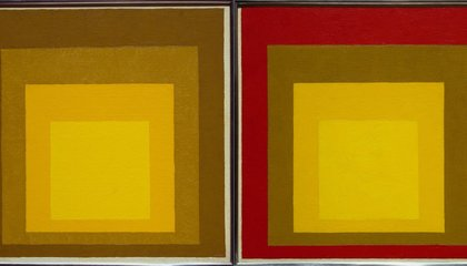 Josef Albers: A Crash Course on How to See Squarely