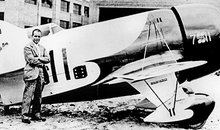 Gee-Bee R1, Jimmy Doolittle, 1932 National Air Races, speed record