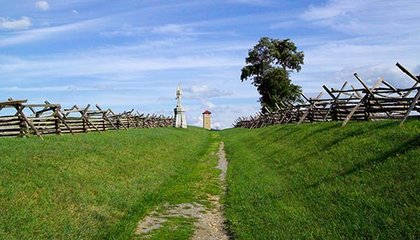 Bloody Lane Antietam