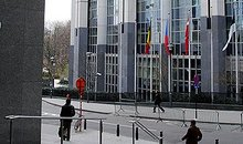 Brussels Euro Parliament