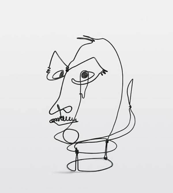 meet another side of alexander calder at the portrait