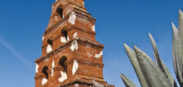 San Miguel bell tower