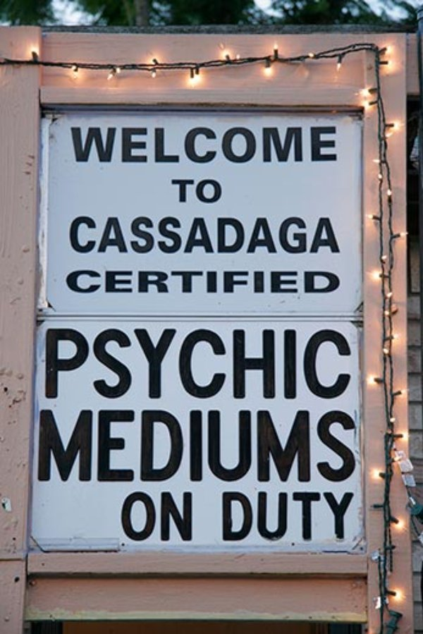 cassadaga women Instead of closure, she unwittingly resurrects the vengeful ghost of a violently murdered young woman seeks solace at the spiritualist community of cassadaga.