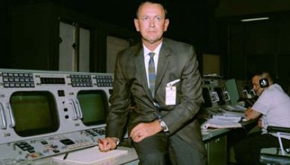 NASA's First Flight Director