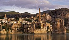 City of Hasankeyf Turkey