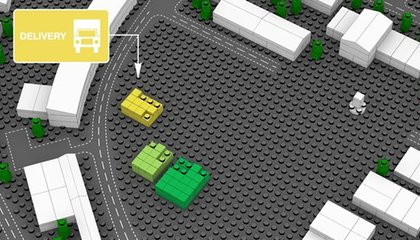BIG Plans for a Lego Museum in Denmark