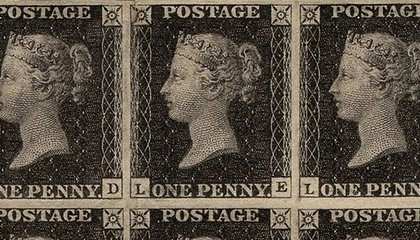 The Story of the First Postage Stamp