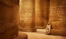 Guardian of Karnak Temple, Luxor, Egypt