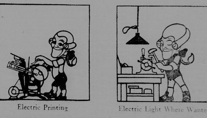 People Had To Be Convinced of the Usefulness of Electricity