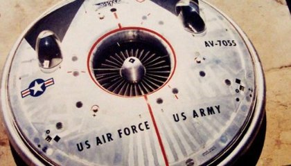 The U.S. Air Force's Plan To Build a Flying Saucer