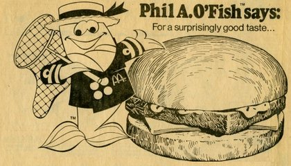 The Fishy History of the McDonald's Filet-O-Fish Sandwich