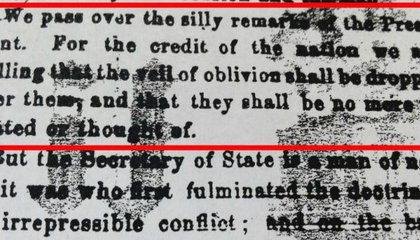 My Great-Great-Grandfather Hated the Gettysburg Address. 150 Years Later, He's Famous For It.